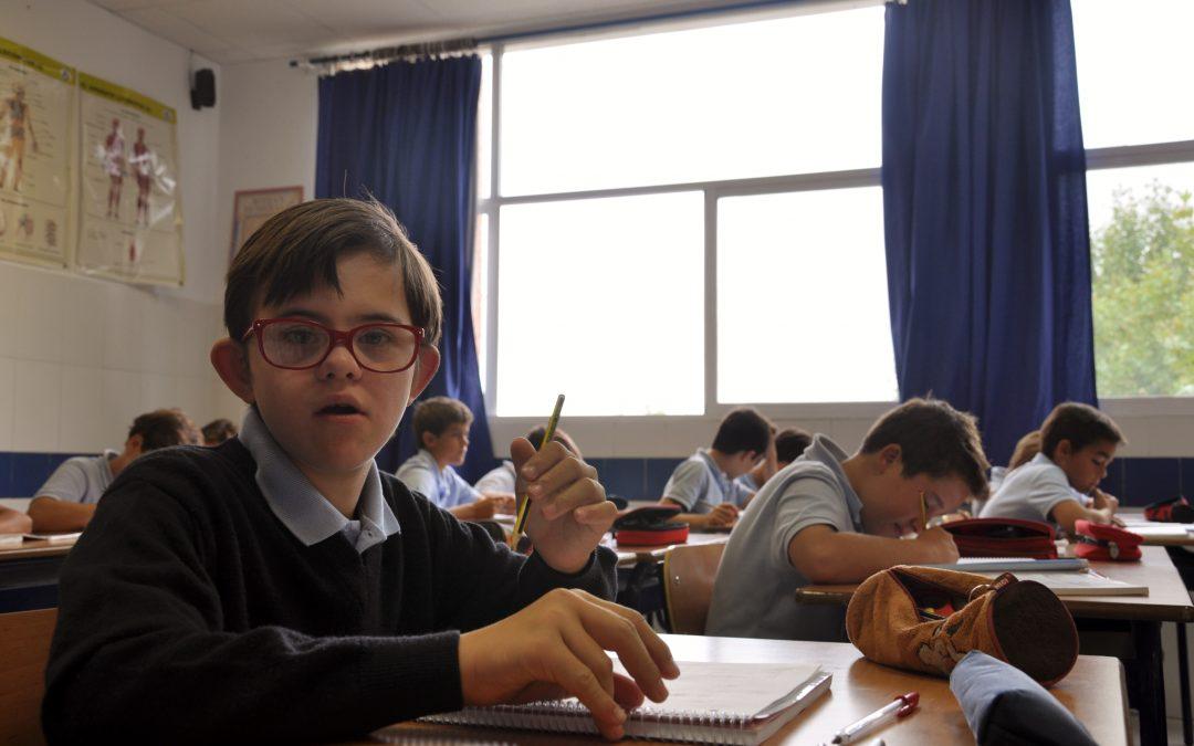 La inclusión de niños con discapacidad intelectual