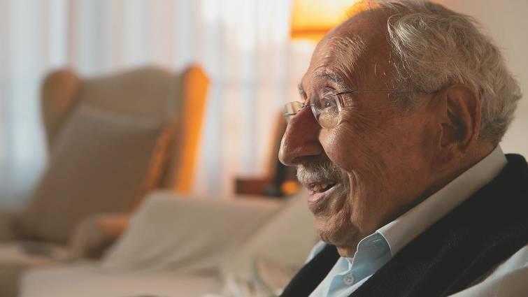 Adiós a Don Felio Vilarrubias Solares, abuelo de Talita